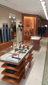 maroquinerie luxe française choisi Groupe CAA